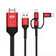 MHL a HDMI (Cable) 2K